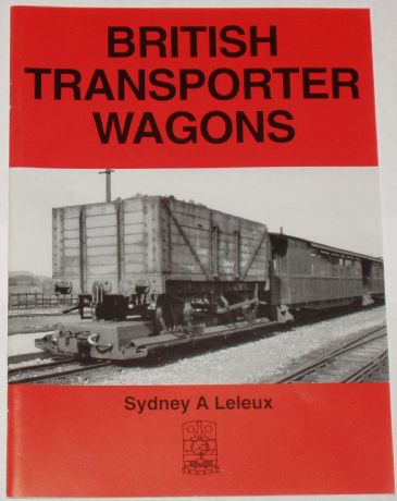 British Transporter Wagons, by Sydney A. Leleux